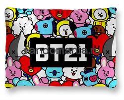 """Подушка """"BT21""""  (K-pop) - фото 26950"""