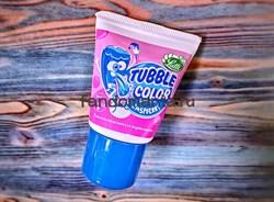 Жевательная резинка Lutti Tubble Gum Color (raspberry) - фото 26968