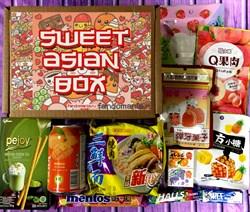 SWEET ASIAN BOX - коробка с азиатскими вкусняшками - фото 30563