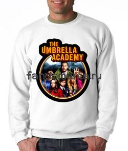 "Свитшот ""Академия Амбрелла"" (Umbrella Academy) - фото 30581"