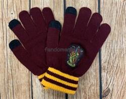 """Перчатки """"Гриффиндор"""" (Гарри Поттер) - фото 30896"""