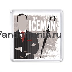 "Магнит ""Iceman"" (Шерлок) - фото 3910"