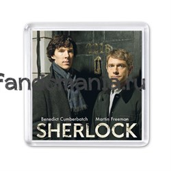 "Магнит ""Sherlock"" (Шерлок) - фото 3915"