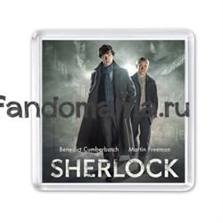 "Магнит ""Sherlock"" (Шерлок) - фото 3916"