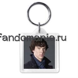 """Брелок """"Шерлок и Джон""""  - фото 3943"""