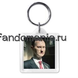 """Брелок """"Text Mycroft"""" - фото 3947"""