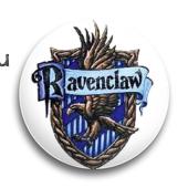 """Значок """"Равенкло"""" (Гарри Поттер) - фото 3978"""