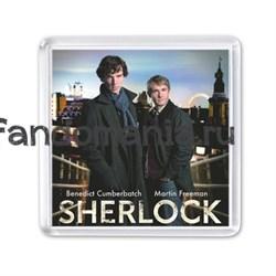"Магнит ""Sherlock"" (Шерлок) - фото 4242"