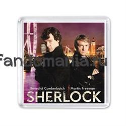 "Магнит ""Sherlock"" (Шерлок) - фото 4245"