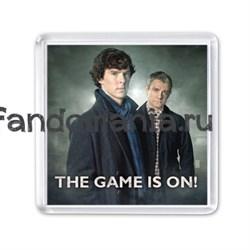 "Магнит ""Sherlock"" (Шерлок) - фото 4246"