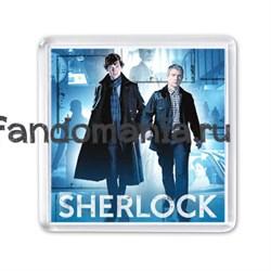 "Магнит ""Sherlock"" (Шерлок) - фото 4247"