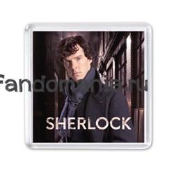 "Магнит ""Sherlock"" (Шерлок) - фото 4248"
