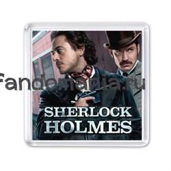 """Магнит """"Шерлок Холмс"""" - 2 (Гай Ричи) - фото 4354"""