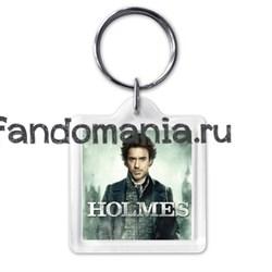 """Брелок """"Шерлок Холмс и доктор Уотсон"""" (Ричи) - фото 4404"""