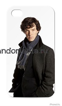 """Чехол для мобильного телефона """"Шерлок"""" - фото 4536"""