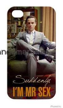"""Чехол для мобильного телефона """"Mr Sex"""" (Шерлок) - фото 4551"""