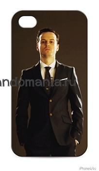 """Чехол для мобильного телефона """"Moriarty"""" (Шерлок) - фото 4555"""
