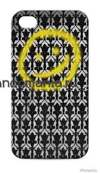 """Чехол для мобильного телефона """"Смайлик"""" (Шерлок) - фото 4567"""
