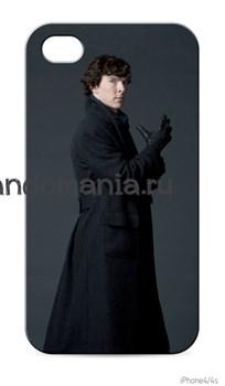 """Чехол для мобильного телефона """"Шерлок"""" - фото 4573"""