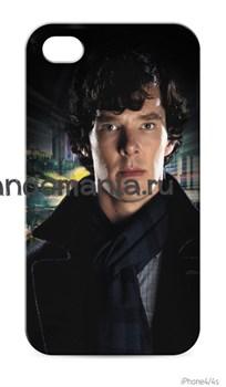 """Чехол для мобильного телефона """"Шерлок"""" - фото 4575"""