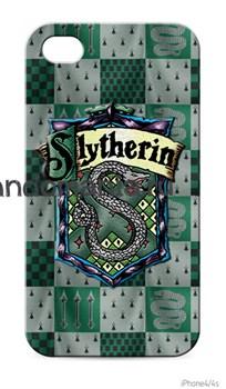"""Чехол для мобильного телефона """"Слизерин"""" (Гарри Поттер) - фото 4581"""