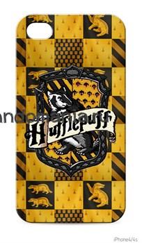 """Чехол для мобильного телефона """"Хаффлпаф""""  (Гарри Поттер) - фото 4585"""