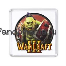 """Магнит """"WarCraft 3 - Orcs"""" - фото 4643"""