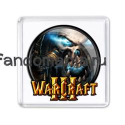 """Магнит """"WarCraft 3 - Undead"""" - фото 4644"""