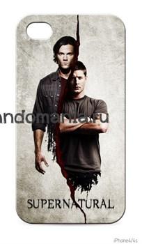 """Чехол для мобильного телефона """"Supernatural"""" (Сверхъестественное) - фото 4671"""