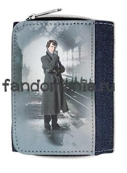 "Кошелек ""Шерлок"" - фото 4743"