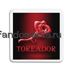 "Магнит ""Toreador"" (Вампиры: Маскарад) - фото 4790"