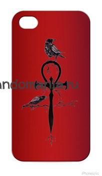 "Чехол для мобильного телефона ""Вампиры: Маскарад"" - фото 4832"