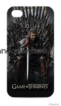 """Чехол для мобильного телефона """"Эддард Старк"""" (Игра престолов) - фото 4863"""