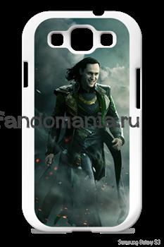 """Чехол для мобильного телефона """"Локи""""  (Мстители) - фото 4940"""