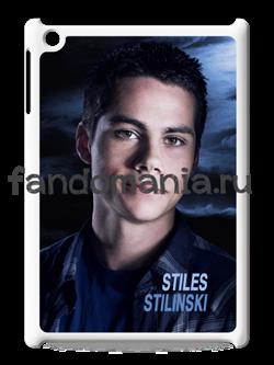 """Чехол для iPad """"Стайлз Стилински"""" (Волчонок) - фото 4953"""