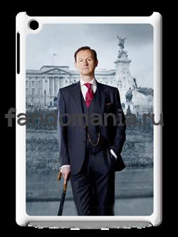 """Чехол для iPad """"Майкрофт. Букингемский дворец"""" (Шерлок) - фото 4956"""