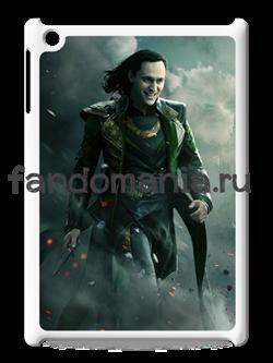 """Чехол для iPad """"Локи"""" (Мстители) - фото 4961"""