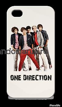 """Чехол для мобильного телефона """"One Direction"""" - фото 4971"""