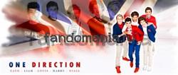 """Кружка """"One Direction"""" - фото 4983"""