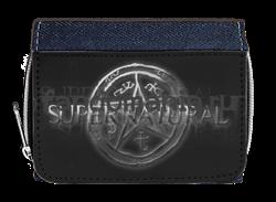 """Кошелек """"Supernatural"""" (Сверхъестественное) - фото 5073"""