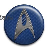 """Значок """"Star Trek"""" (Стар Трек) - фото 5140"""