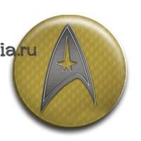 """Значок  """"Star Trek""""  (Стар Трек) - фото 5141"""