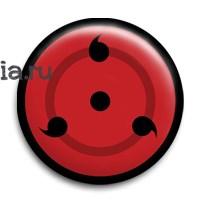 "Значок  ""Шеринган""  (Наруто) - фото 5150"