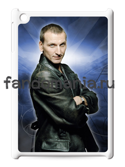 "Чехол для iPad ""Девятый Доктор"" (Доктор Кто) - фото 5206"