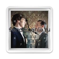 """Часы """"Шерлок и Джим"""" - фото 5233"""