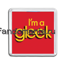 """Магнит """"Glee"""" - фото 5279"""