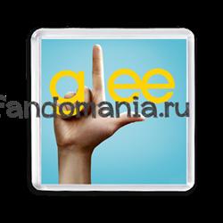 """Магнит """"Glee"""" - фото 5280"""