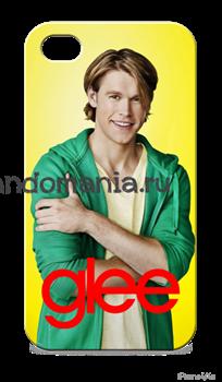 """Чехол для мобильного телефона """"Glee"""" - фото 5313"""