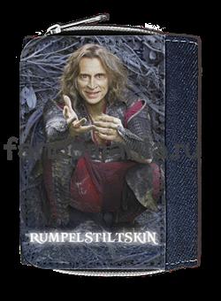 """Кошелек """"Rumpelstiltskin"""" (Однажды в сказке) - фото 5383"""