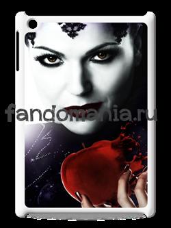 """Чехол для iPad """"Злая Королева"""" (Однажды в сказке) - фото 5392"""